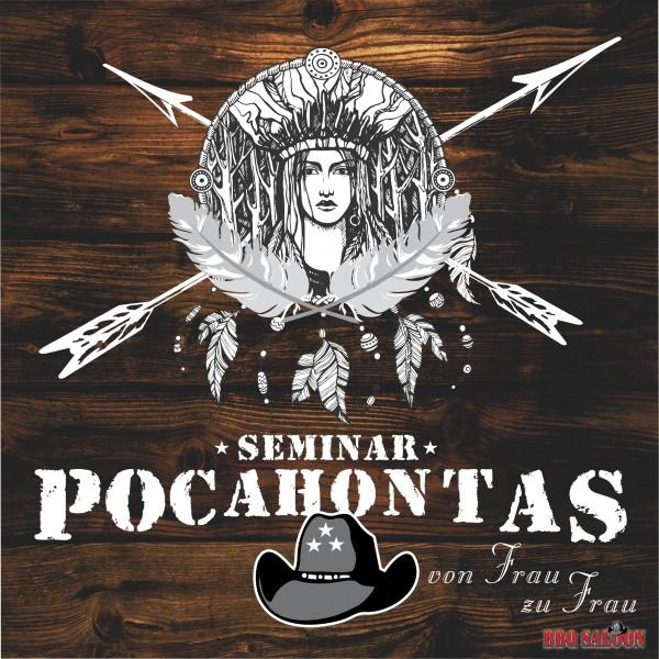 Grillseminar Pocahontas