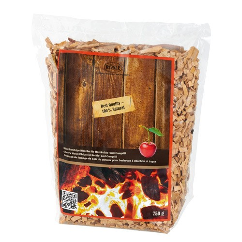 Rösle Räucherchips Kirsche 750 g
