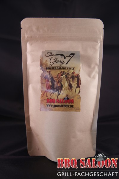 The Glory 7 BBQ Rub