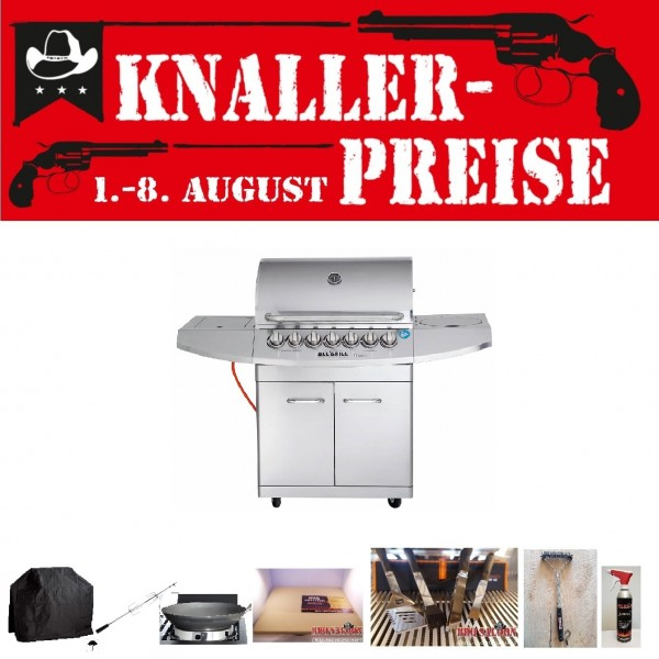 Knaller ALLGRILL ALLROUNDER IV