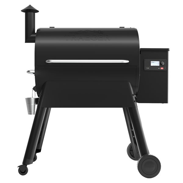 Traeger PRO D2 780 Pelletgrill, schwarz