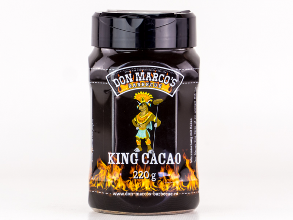 King Cacao Rub von Don Marco's Streuer