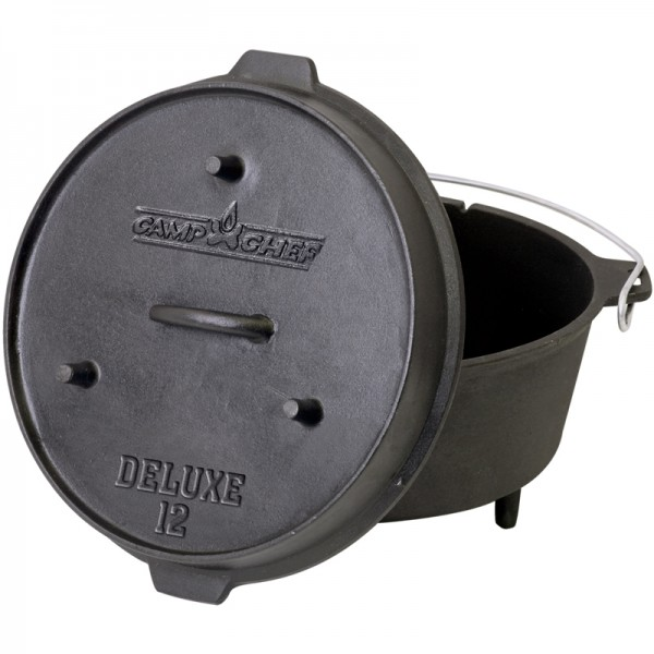 Camp Chef Deluxe Dutch Oven DO12