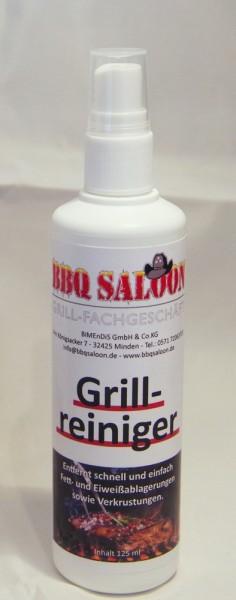BBQ Saloon Grillreiniger 125ml Rundflasche