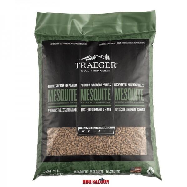 Traeger BBQ-Holzpellets Mesquite 9 Kg Sack