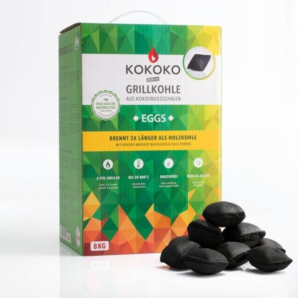 KOKOKO Eggs 8 Kg