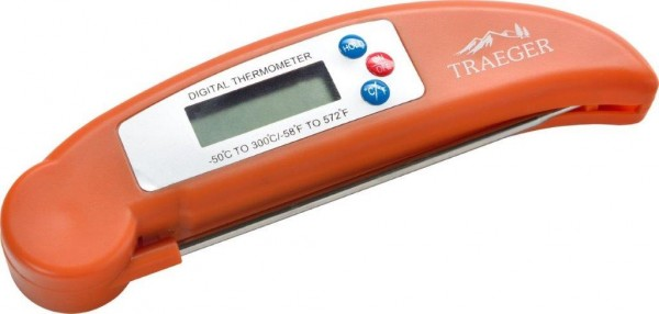 Traeger Digitales Einstich-Thermometer