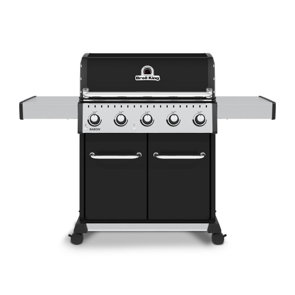 Broil King Baron 520 Black Modell 2021