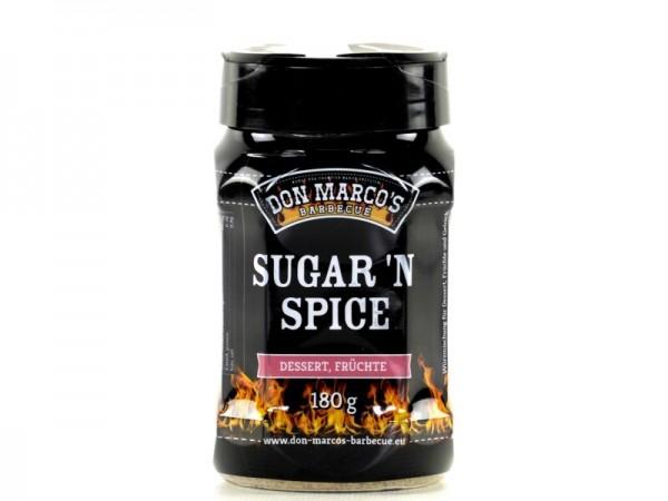Sugar´n Spice Gewürz von Don Marco's
