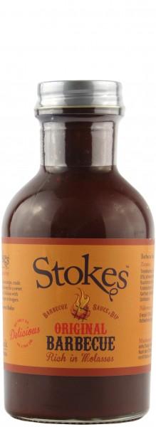 Stokes BBQ Sauce Original