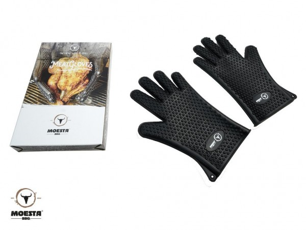 MeatGloves - Silikon Grillhandschuhe XL