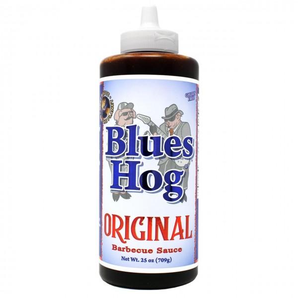 Blues Hog Original BBQ Sauce Squeeze Flasche 708g