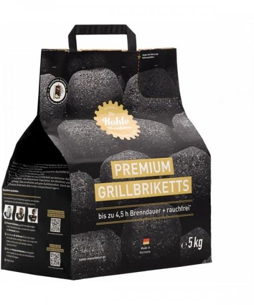 Grillbriketts PREMIUM 5 kg