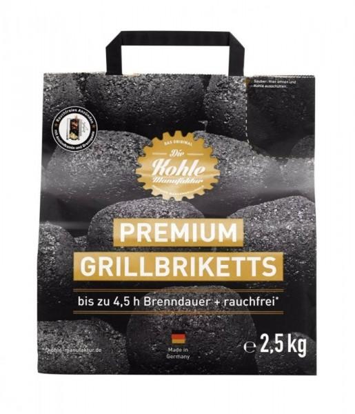 Grillbriketts PREMIUM 2,5 kg