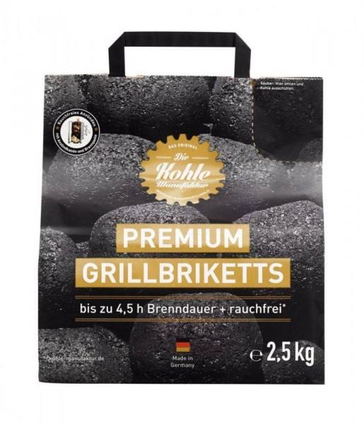 "Grillbriketts ""PREMIUM"" - 2,5kg"