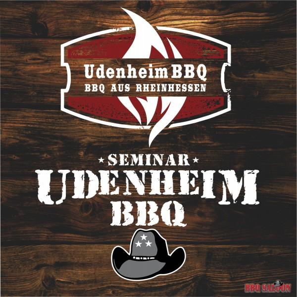 Grillseminar Udenheim BBQ aus Rheinhessen im BBQ Saloon Minden