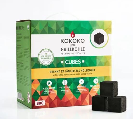 Kokoko Cubes 8 kg