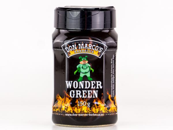WonderGreen Rub von Don Marco's