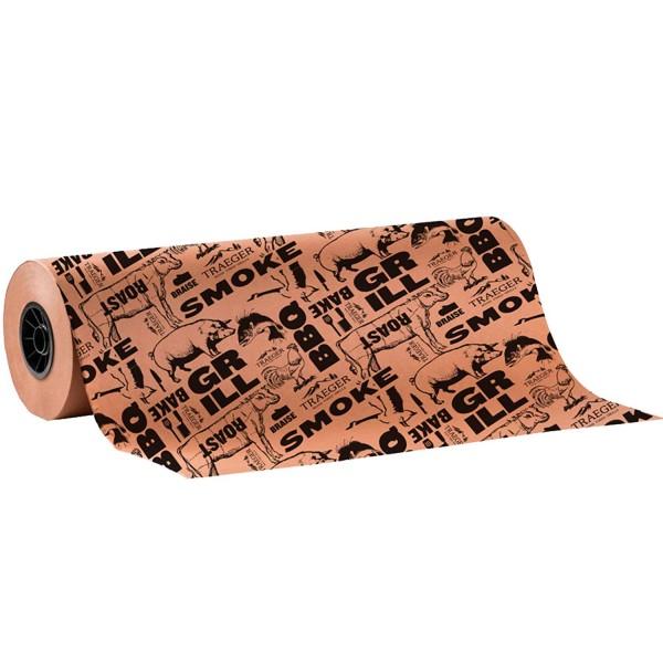 Traeger X Oren Pink BBQ Butcher Papier - Meterware