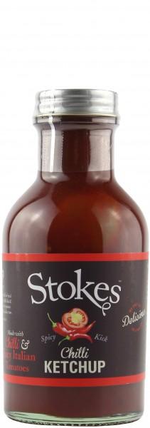 Stokes Chilli Tomato Ketchup 249 ml