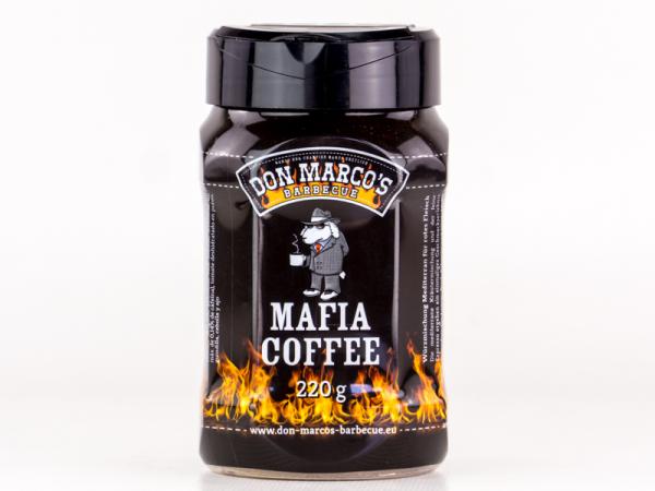Mafia Coffee Rub von Don Marco's Streuer