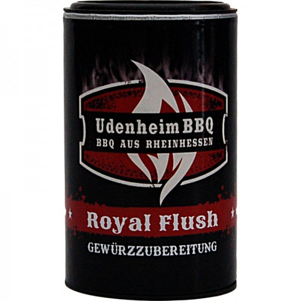 Udenheim BBQ Royal Flush Rub