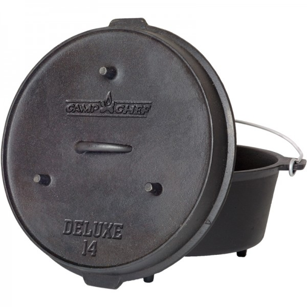 Camp Chef Deluxe Dutch Oven DO14