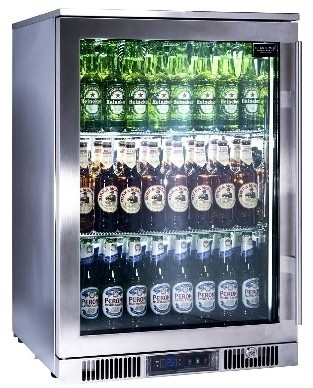Single Door Outdoor Cooler 148 Ltr. Griff rechts
