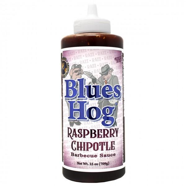 Blues Hog Raspberry Chipotle Flasche 709g