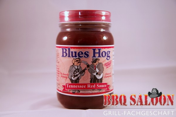 Blues Hog Tennessee Red Sauce 510g-Glas