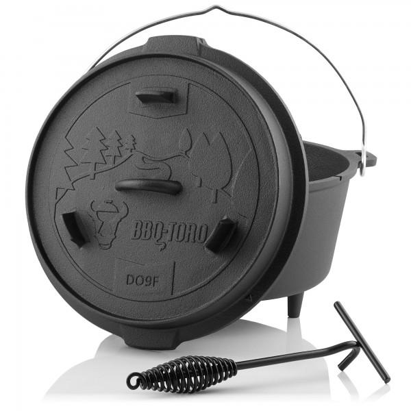BBQ Toro Dutch Oven DO9F Forest Serie