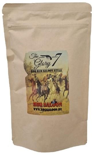 BBQ Saloon The Glory 7 BBQ Rub