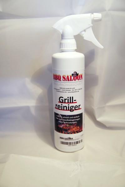 BBQ Saloon Grillreiniger 500ml Rundflasche