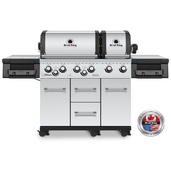 Broil King Imperial S 690 IR Gasgrill