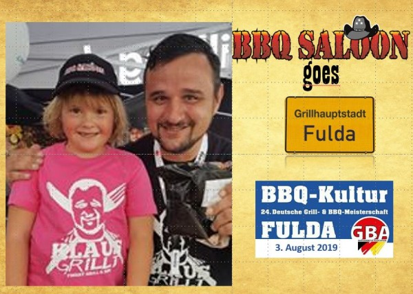 BBQ Saloon goes Fulda