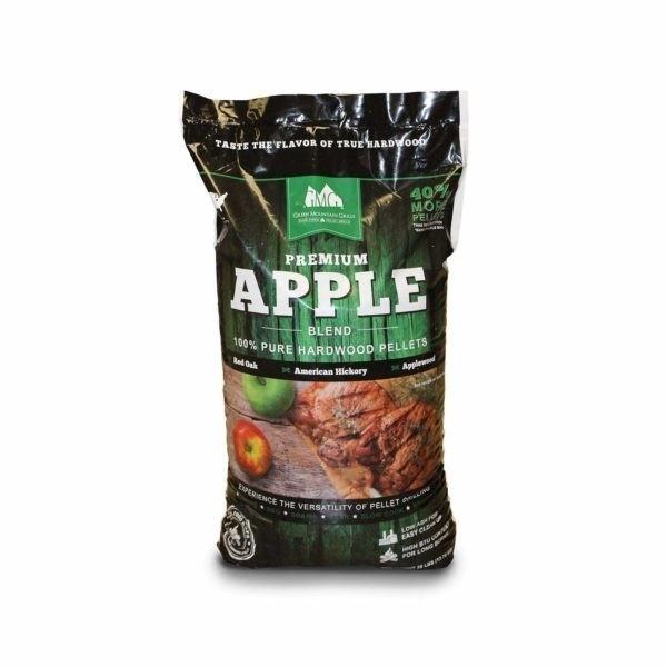 GMG BBQ-Holzpellets Apple Blend 12,7 kg / Sack