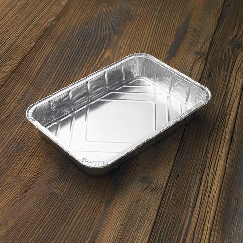 Rösle Grillschalen aus Aluminium (5 St.)