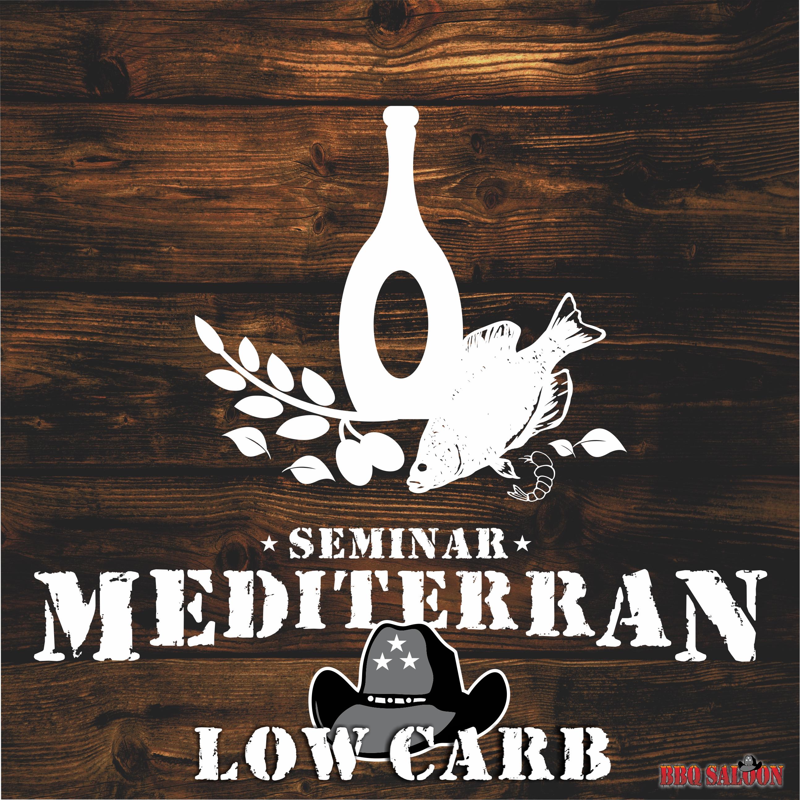 Themenseminar Mediterran Low Carb im BBQSaloon Minden