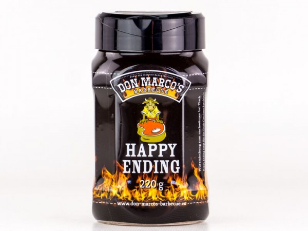 Happy Ending Rub von Don Marco's Streuer