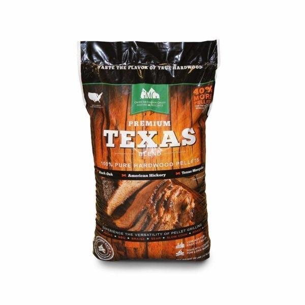 GMG BBQ-Holzpellets Texas Blend 12,7 kg/Sack