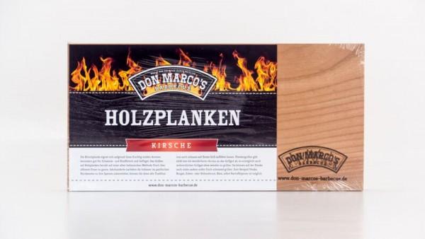 Holzplanke Kirsche vorn Don Marco's