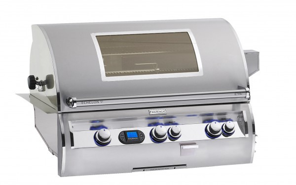 FireMagic Echelon E790i Einbaugrill -Window-