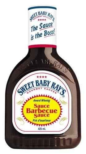 Sweet Baby Ray's Barbecue Original Sauce 425ml