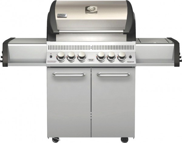 BroilChef Gasgrill PARAMOUNT Edelstahl BC-540SBS