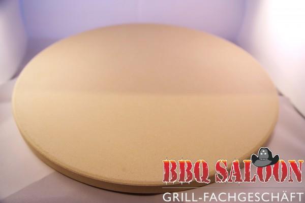 BBQ Saloon Pizzastein rund 33x1,5 cm