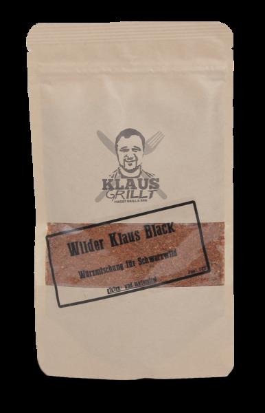 Wilder Klaus Black Rub von Klaus grillt