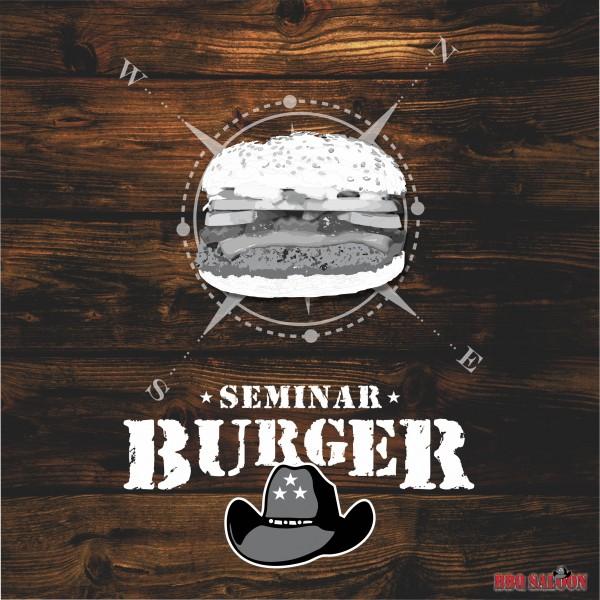 Grillseminar Burger im BBQ Saloon Minden Grillkurs