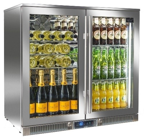 Double Door Outdoor Cooler 248 Ltr.