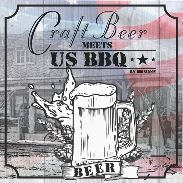 Craft Beer meets US BBQ Tasting