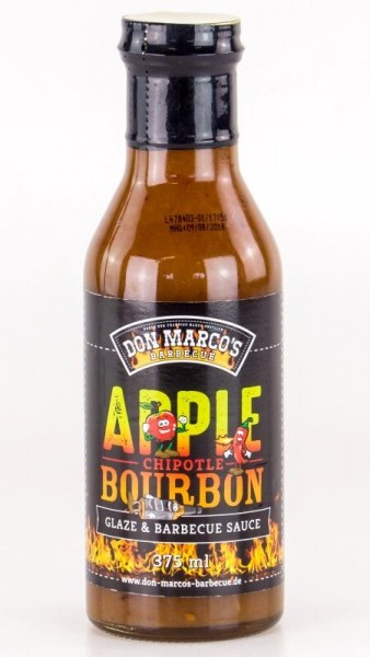 Apple-Chipotle-Bourbon Glaze&Barbecue Sauce 275 ml